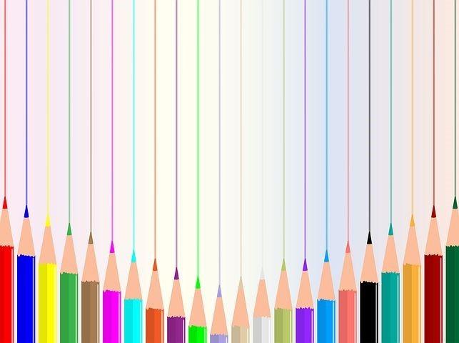 色とりどりの文章たち